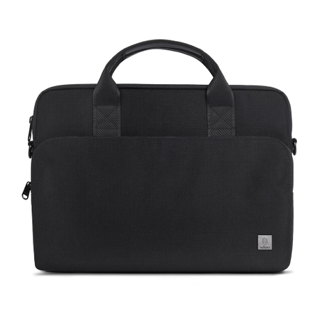 WiWU Alpha Double Layer Laptop Bag Premium Quality Soft Lining Wear-resisting Protect Tablet Computer Bag