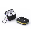 WiWU Airpod pro case military standard shockproof earphone Aluminum alloy earbuds full protective earphone shell