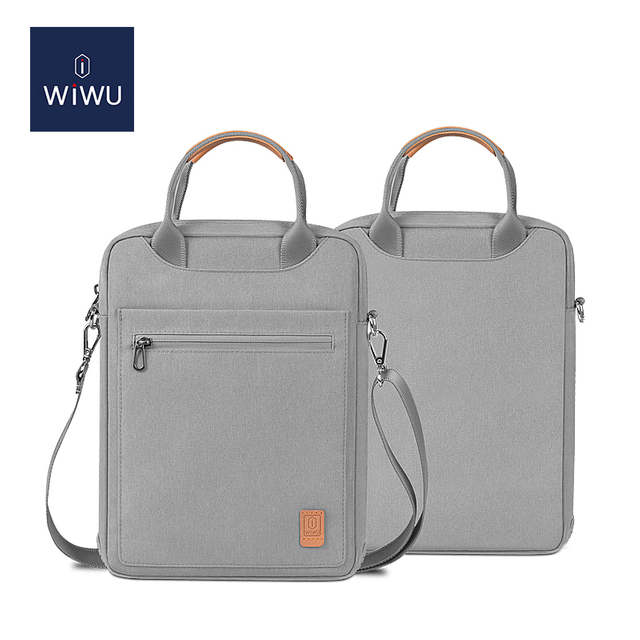 WiWU Pioneer 12.9 Inch Tablet Bag Laptop Sleeve Case Protective Ipad Multifunctional Carrying Handbag