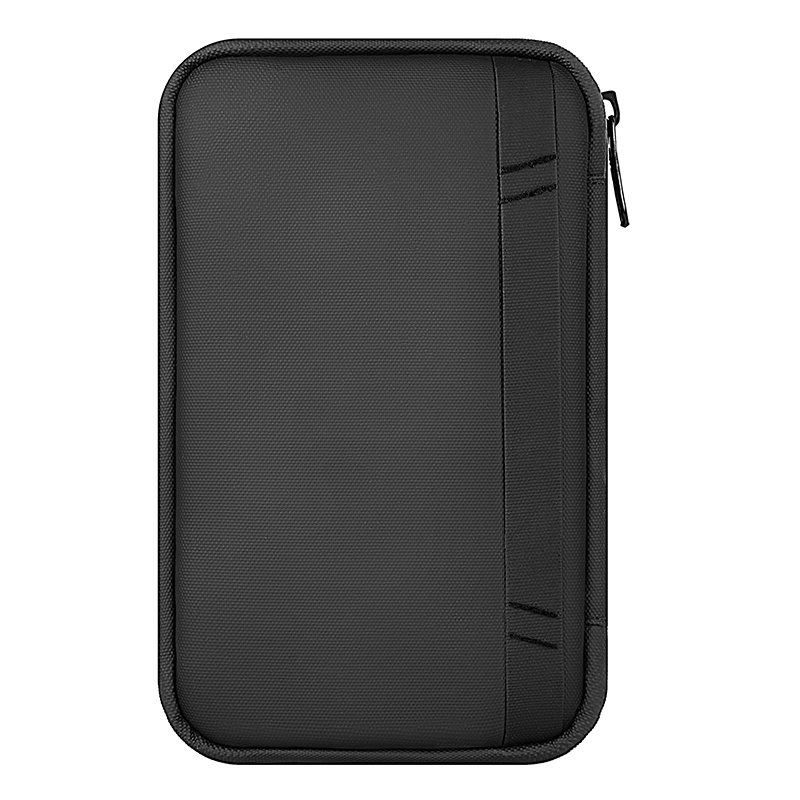 WiWU Macbook Mate Electronic Storage Bag with Wrist Portable Storage Case Accessories Pouch with RFID
