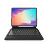 WiWU iPad Keyboard Casewith TPU Frame Plug Play Tablet Case with Stand Function Portable BT5.0 Wireless