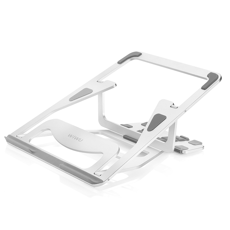 WiWU S100 Aluminum Alloy Laptop Stand Adjustable Angle Portable Notebook Stand Holder Desktop